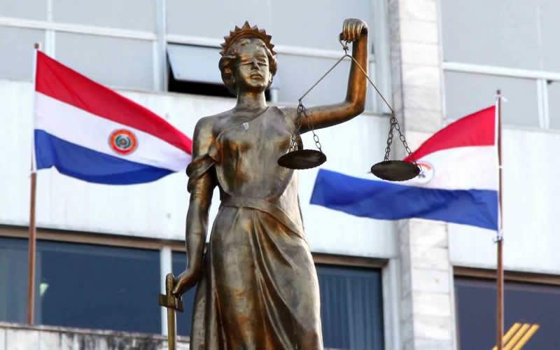 Resultado de imagen para ingresan a la escuela judicial paraguay