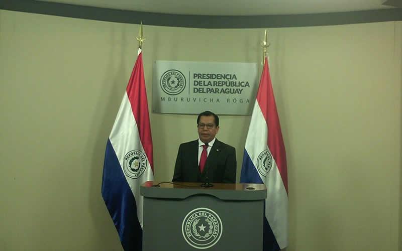 Nuevo ministro promete mucho trabajo para combatir for Nuevo ministro del interior