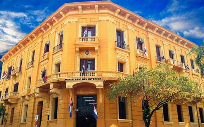 Ministerio del interior desmiente supuesta alerta roja por for Ministerio del interior donde queda