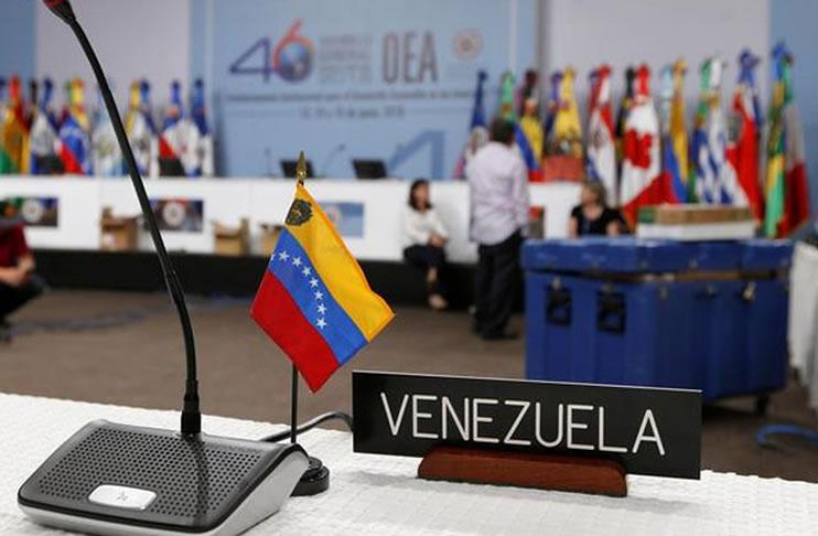 Cancilleres de la OEA estudian reanudar sesión sobre crisis en ...