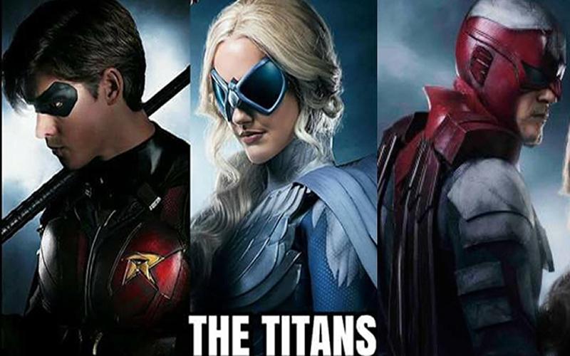 Titanes (Titans) 1x10 Vose Disponible