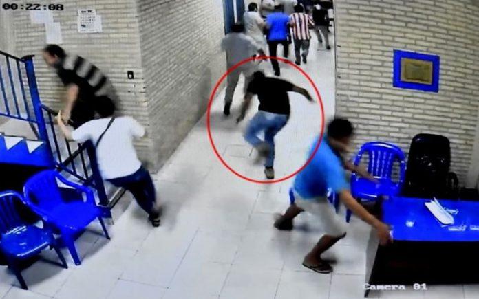 El suboficial Gustavo Florentín fue imputado por el asesinato de Rodrigo Quintana. Foto: ABC