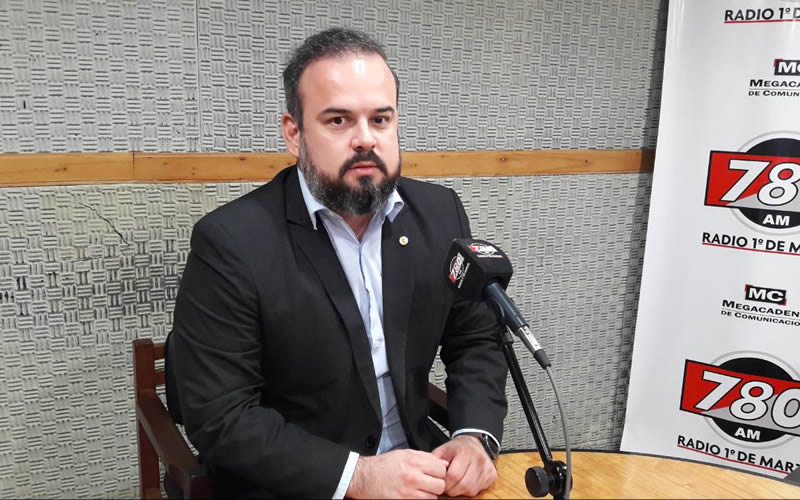 Cartes nombra a ariel mart nez como nuevo ministro del for Nuevo ministro del interior