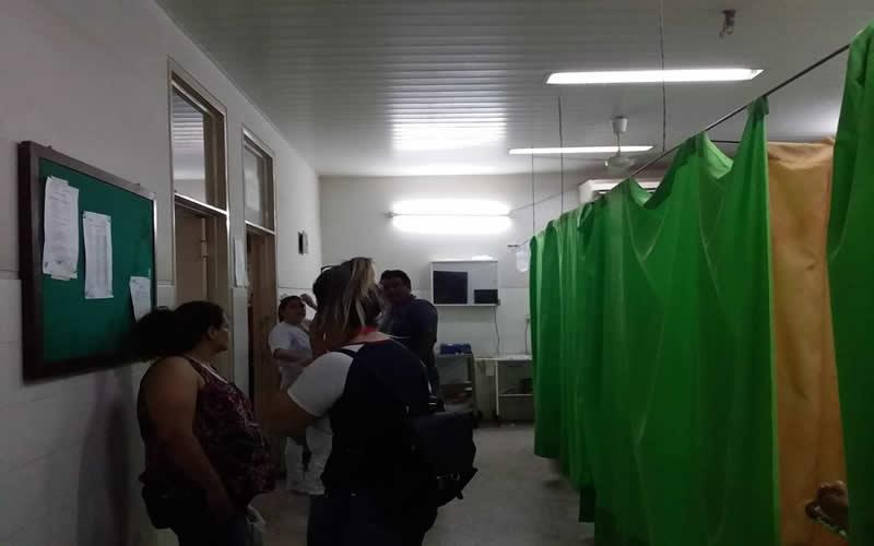 Resultado de imagen para hospital de concepcion paraguay